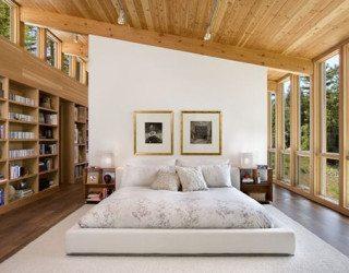 Modern Cottage Design: Sebastopol Residence by Turnbull Griffin Haesloop Architects