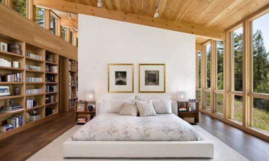 Modern Cottage Design, Sebastopol Residence 10