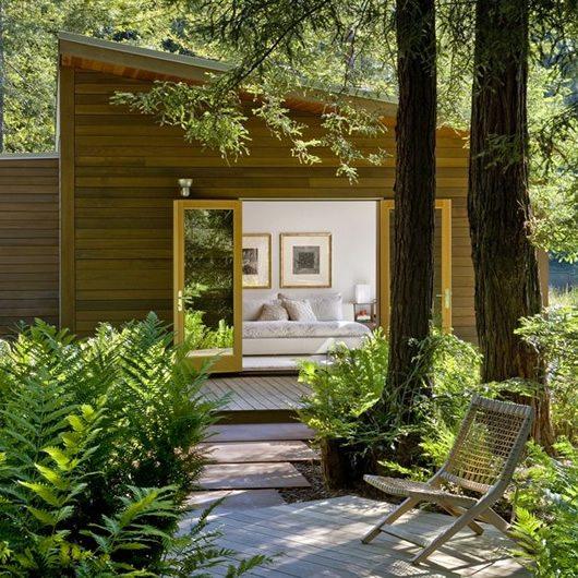 Modern Cottage Design, Sebastopol Residence