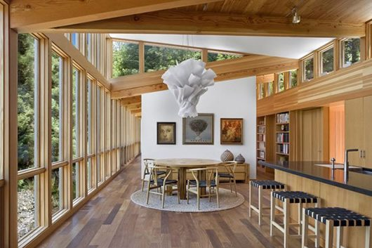 Modern cottage design sebastopol residence by turnbull - Small modern cottage design ...
