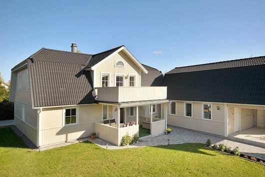 Scandinavian Inspiration Lavish Contemporary Residence 2 Scandinavian Inspiration: Contemporary Residence in Sweden