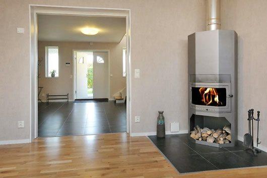 Scandinavian Inspiration, Lavish Contemporary Residence 9