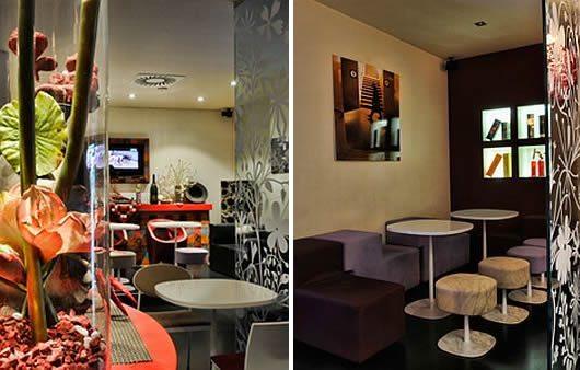 Scarlett Cafe & Restaurant Design
