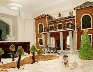 World's Most Expensive Gingerbread House Makes Christmas Special This Year