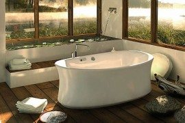 Pearl Bath Introduces Innovatively Elegant Ambrosia Bathtubs