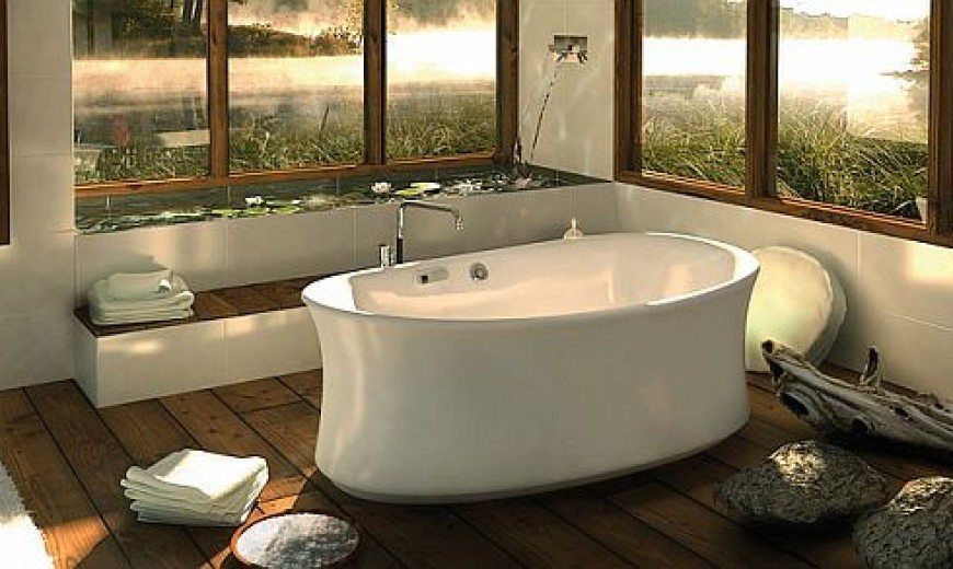 Pearl Bath Introduces Innovatively Elegant Ambrosia Bathtubs