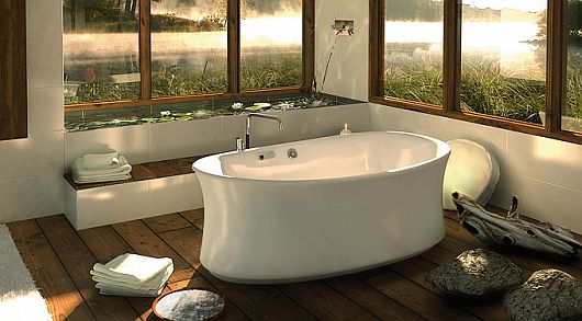 Elegant Ambrosia Bathtubs 1 Pearl Bath Introduces Innovatively Elegant Ambrosia Bathtubs