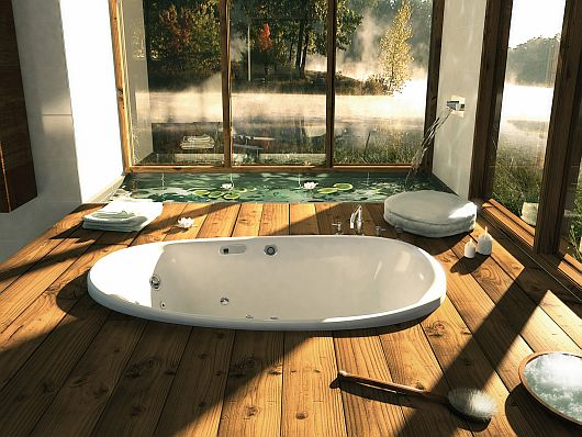 Elegant Ambrosia Bathtubs 2 Pearl Bath Introduces Innovatively Elegant Ambrosia Bathtubs