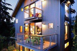 Modern Renovation: 1600SF House by Johnston Architects
