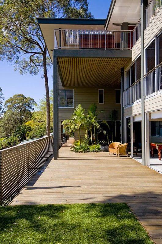 Contemporary Bayview House