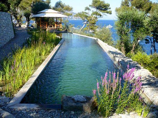 Contemporary Villa O, Cap Ferrat, Southern France 15