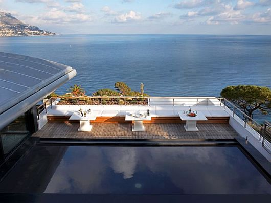 Contemporary Villa O Cap Ferrat Southern France Contemporary Rental Home in Cap Ferrat, Southeastern France