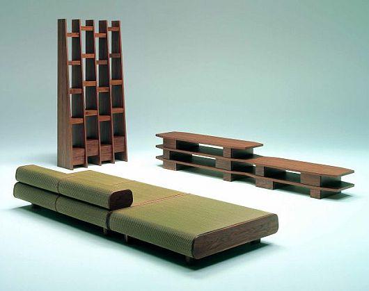 Minimalist Agura Sofa