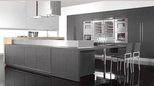 ultra stylish kitchen designs  tecnocucina