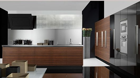 22 ultra stylish kitchen designs from tecnocucina. Black Bedroom Furniture Sets. Home Design Ideas