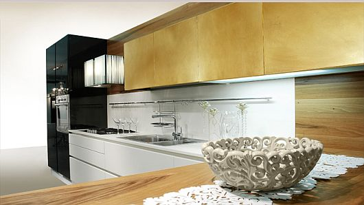 Ultra Modern Kitchen Designs from Tecnocucina 18