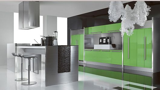 Ultra Modern Kitchen Designs from Tecnocucina