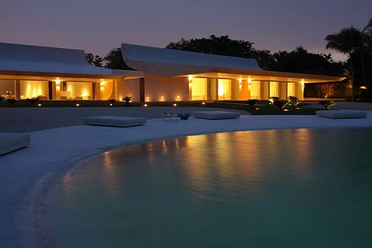 Exotic Villa in Dominican Republic 1 Exotic Villa in Dominican Republic by A cero Architects