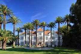 Stunning Chateau St Tropez Mixes Privacy & Sheer Luxury on the French Riviera