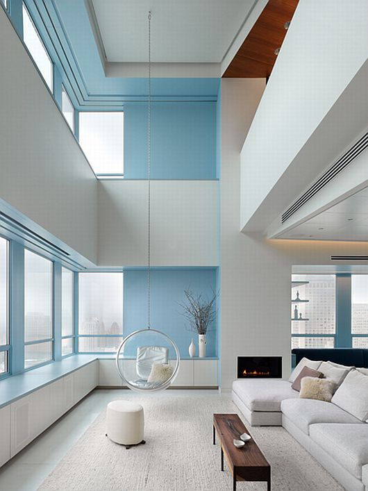 Modern Duplex Penthouse in San Francisco