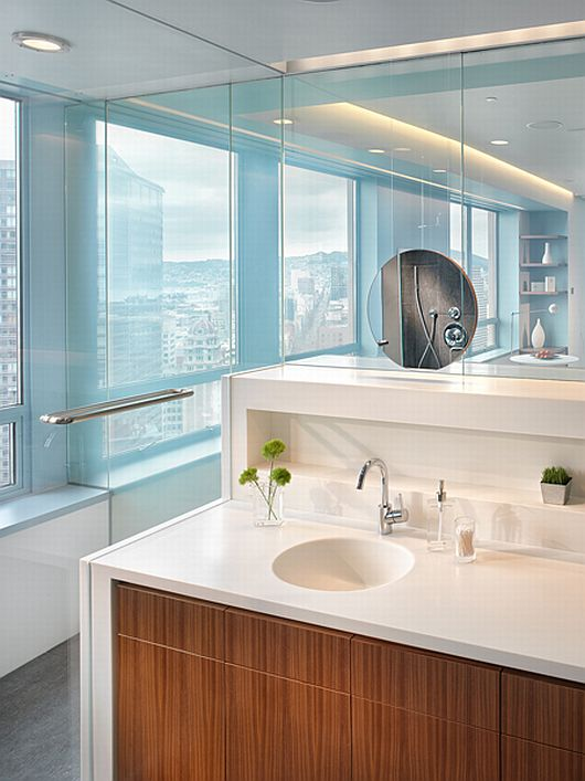 Modern Duplex Penthouse in San Francisco 8