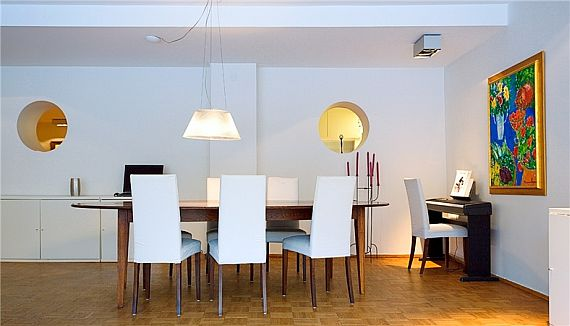 Swedish Minimalism - Contemporary Apartment in Stockholm
