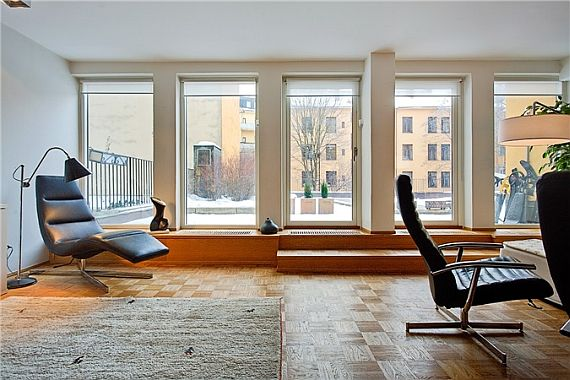 Swedish Minimalism – Contemporary Apartment in Stockholm 3