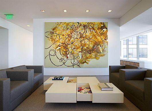 Unique Office Interior Design by Rottet Studio