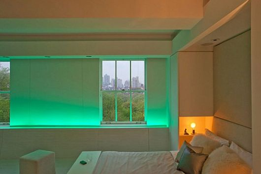 Contemporary Apartment With LED Mood Lighting 7