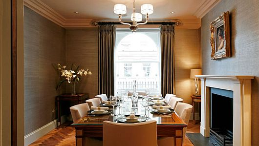 Contemporary Wilton Place Townhouse 2 Contemporary Wilton Place Townhouse in London