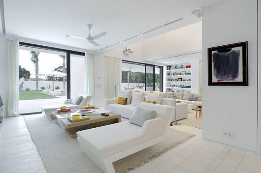 Exquisite All White Sotogrande House 4
