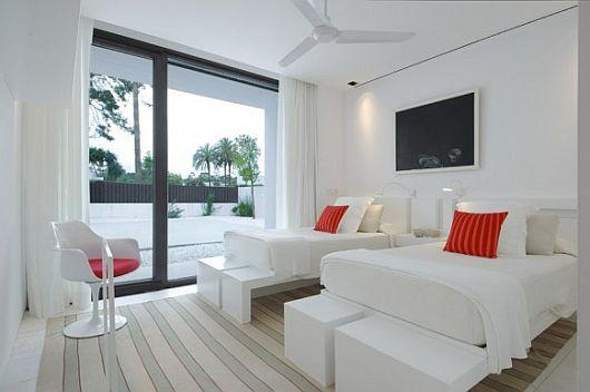 Exquisite All White Sotogrande House 6