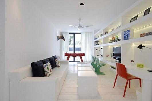 Exquisite All White Sotogrande House 7