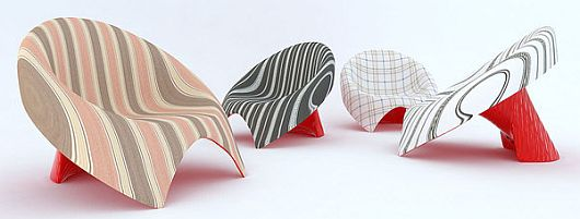 TIE Lounge Chair 1 TIE Lounge Chair by Velichko Velikov