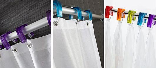 Hig End Shower Curtains Amp Designer Shower Curtain Rings By
