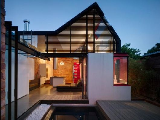 Historic Victorian Vader House 1 Historic Victorian Vader House: Contemporary Residence by Andrew Maynard Architects