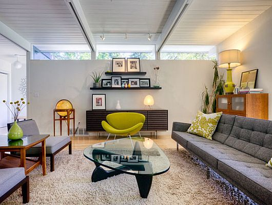 Mid-century Modern Home Renovation
