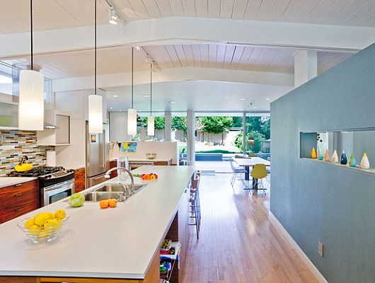 mid century modern home renovation by coop 15 architecture