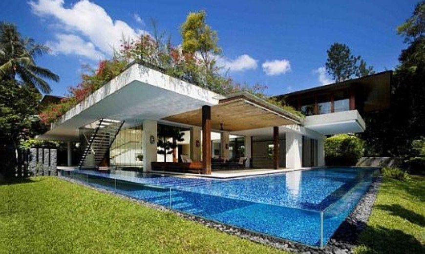 Tangga House in Singapore 1