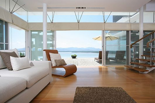 Ultra Modern Ocean View Villas in Phuket