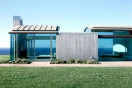 Division Knoll House in California – almost unreal