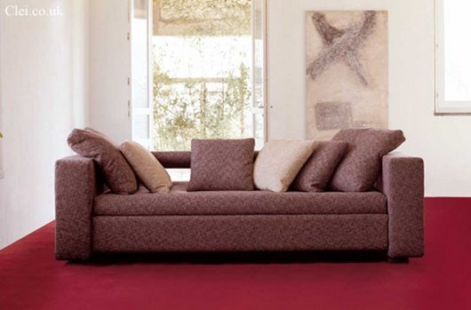 doc sofa 5 Doc XL sofa by Clei stylish and convertible