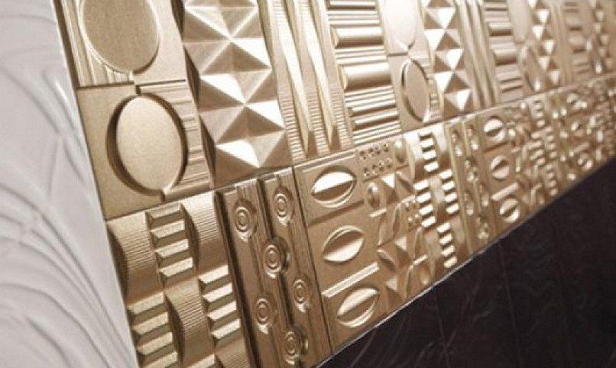 Trendy bathroom tiles by Keros