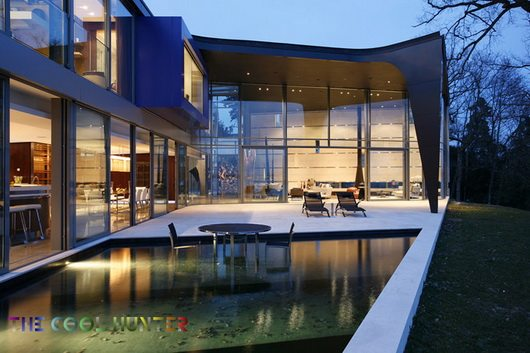 Sow House By Saota Architecture Home Office And Spa In One