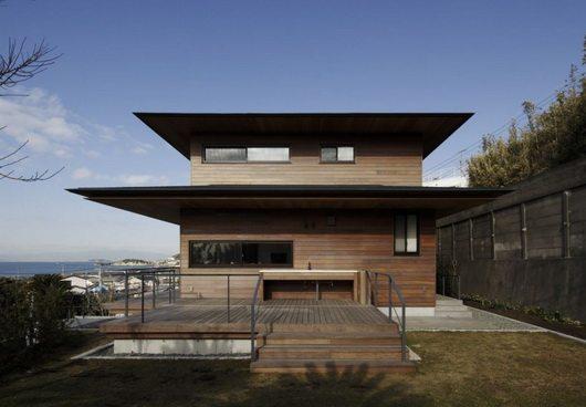 T residence by kidosaki studio elegance and traditional for Minimalist white house by koichi kimura