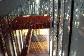 Tattoo House by Andrew Maynard: surprising multi functional and budget solution