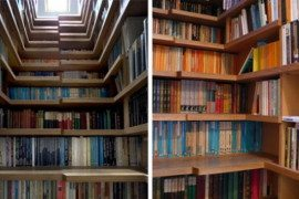 staircase/bookcase 2 in 1