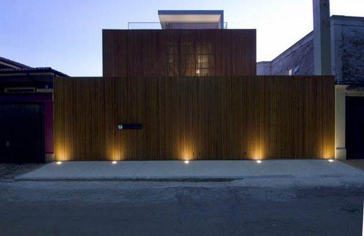 house53 21 House 53 by Marcio Kogan complete shutter facade