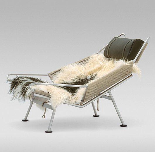 mobler 1 Fantastic lounge chair by PP Mobler