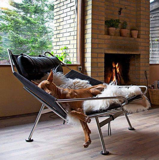 mobler 3 Fantastic lounge chair by PP Mobler
